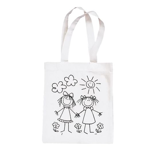 "Cotton bag ""Girlfriends"""