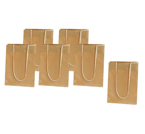 VBS Paper bags, 6 pieces