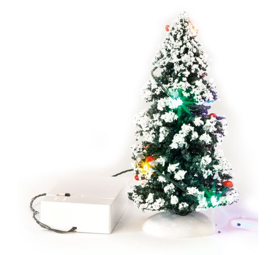 VBS LED decorative fir tree