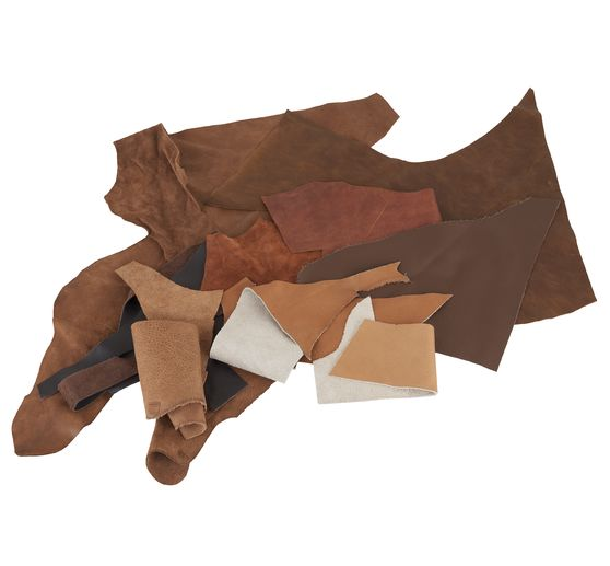 Leather residues, 500 g