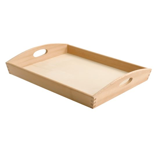 VBS Pine wood tray
