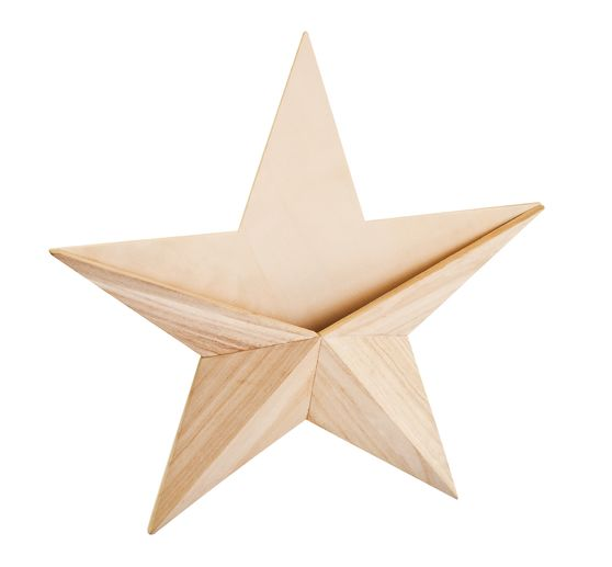 VBS Star with compartment