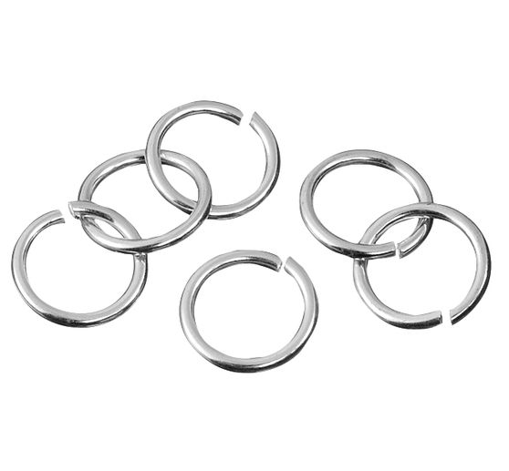 Stripes, 925 sterling-Silver, 6 pieces